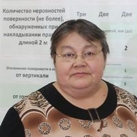 Амирханова Алевтина Петровна